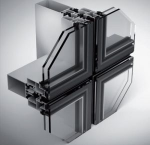 Structural Glazing Curtain Wall System-Pimgsize