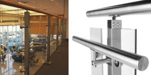 Glass-panel-railing-systems